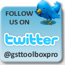 Follow Us On Twitter @gsttoolboxpro
